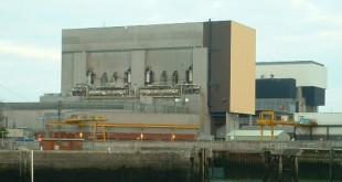 Heysham Nuclear Plant