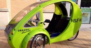 Elf tricycle