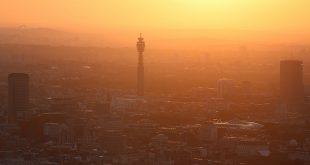 London haze