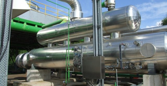 Corporate energy generation