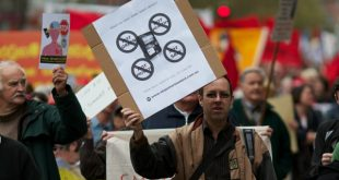 Smart Meter protest