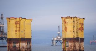 North Sea Decommissioning