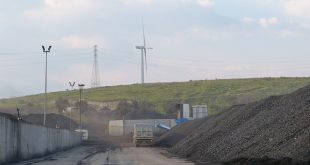 Wind with coal back-up