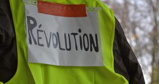 Yellow vests at the ready everyone!