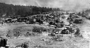 The WWII battle you probably haven't heard of