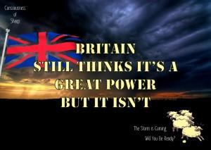 Britain Great Power meme