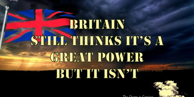 Britain Great Power meme