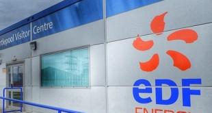 EDF visitor centre