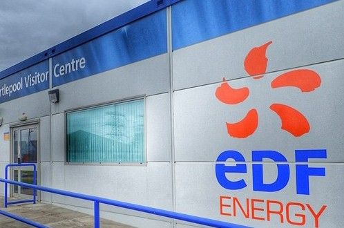EDF visitor centre