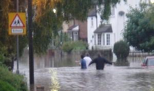 Floods by Shelly Jo