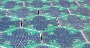 solar road tiles