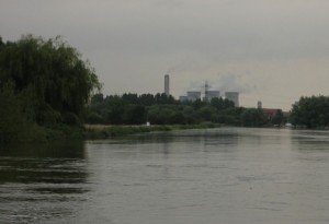Power station water