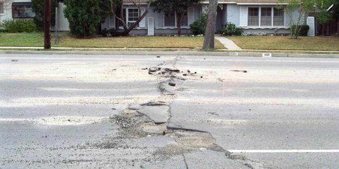 Street Damage