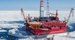 Russian Arctic oil