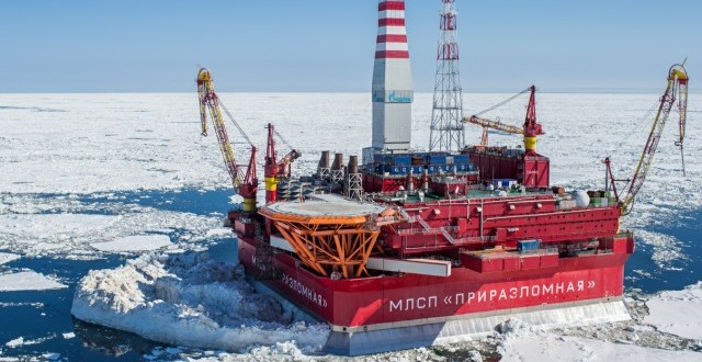 Russian Arctic oil