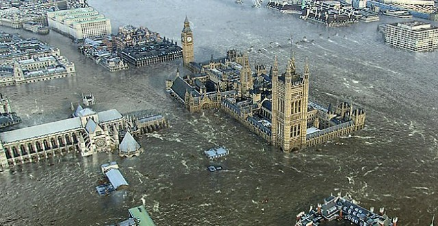 London Flooded