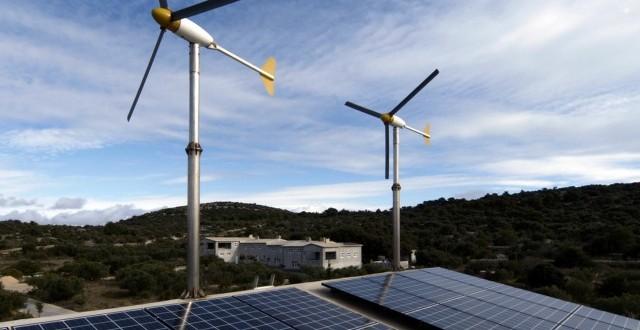 Micro renewables