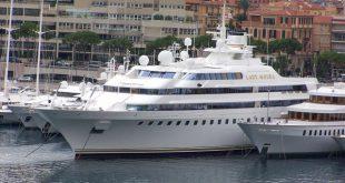 Millionaire Yacht