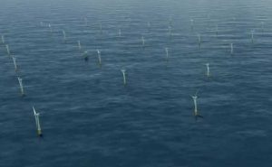 Eneco wind farm North Sea