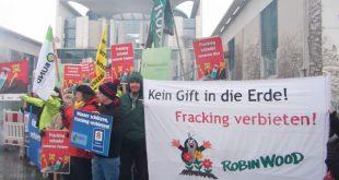 Anti Fracking Berlin