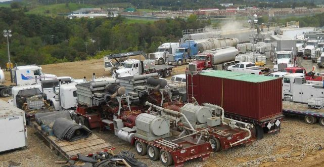 Fracking services