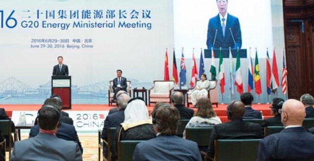 G20 energy 2016