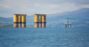 North Sea oil decommissioning