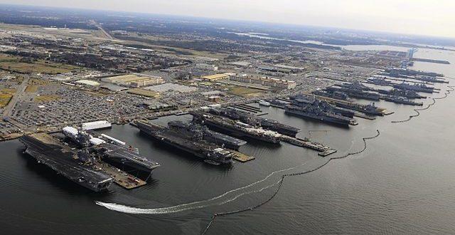 Norfolk Navy Base