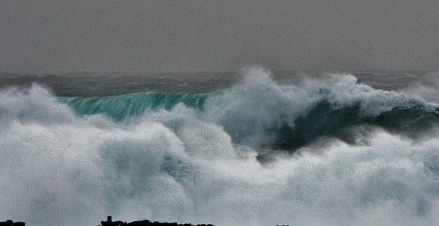 Shetland Storm