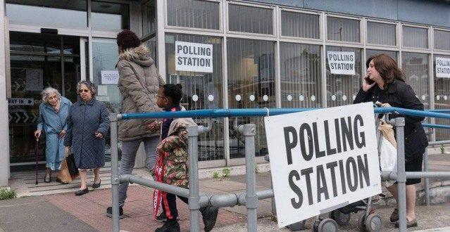 UK election 2017