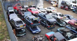 disused cars