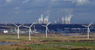 Wind and coal