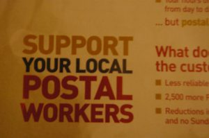 CWU/Royal Mail dispute