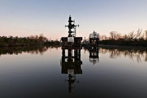 Fracking cold water