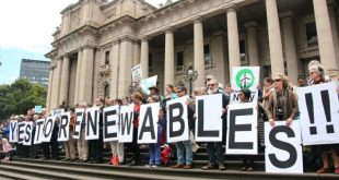 Yes to Renewables