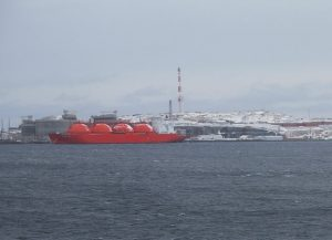 Norway gas