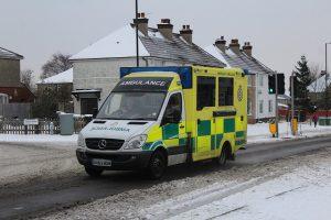 UK Snowstorm Deaths