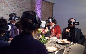 Virtual restaurant