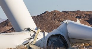 Dead Wind Turbine