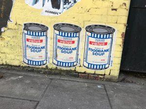 Tory Foodbank
