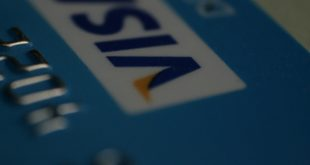 Visa cashless society