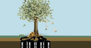 The magic money tree depends on oil