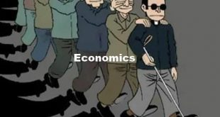 Blind economists