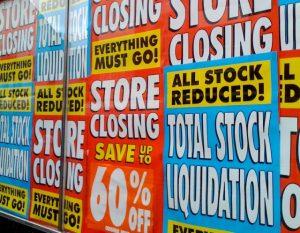 UK retail apocalypse