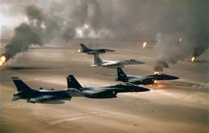 US oil invasion